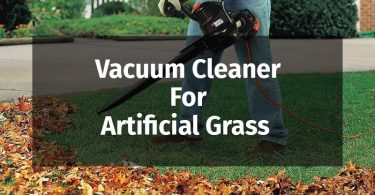 Vacuum Cleaner For Artificial Grass